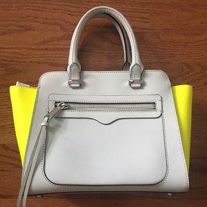 Rebecca Minkoff lightly used satchel